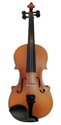 H. Hoffer violin outfit includes case 4/4 and 3/4 size
