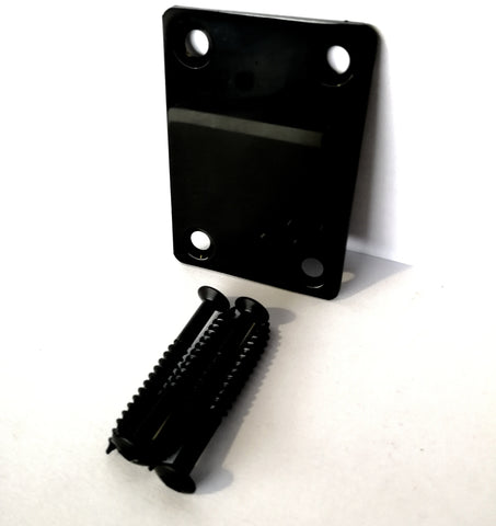 Dr Parts neck joint plate black