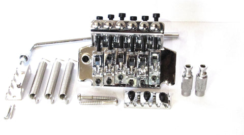 Floyd Rose style bridge system