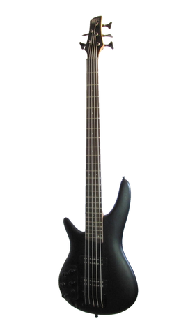 Electric bass guitar Ibanez 5 string left-handed SR305EBL-WK