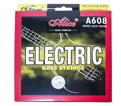 Alice 5-string bass guitar strings -A6085M