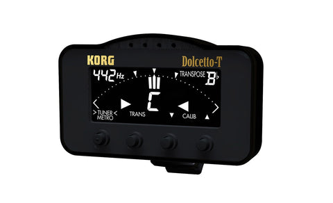 Korg AW-3T dolcetto tuner for trumpet and trombones