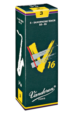 Vandoren Tenor Saxophone V16 Reed Priced per Each