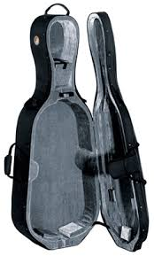 Stentor fullsize lightweight cello case
