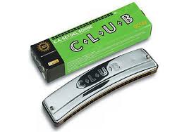 Seydel Club Octav harmonica in the key of C-40 hole