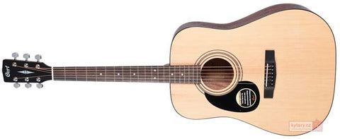 Cort acoustic guitar left-handed AD810 LH OP