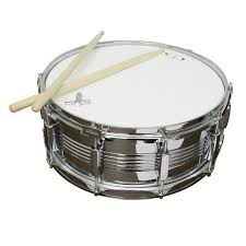 "DB 14 X 5.5"" 8 lug metal snare drum"