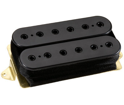 Dimarzio Steve Morse humbucker neck pickup black