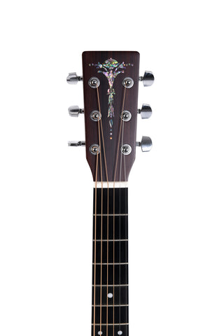 Sigma acoustic/electric guitar DTCE+