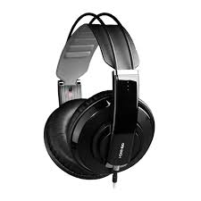 Superlux SU-HD681EVO studio headphones black