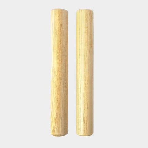 BKP Wooden Claves Pair
