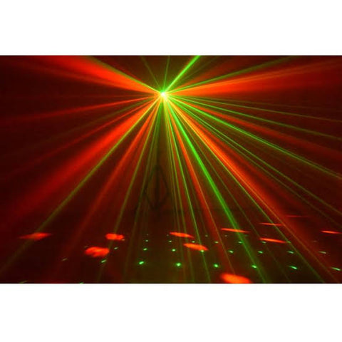 Beamz Radical LED & Laser Effect Light