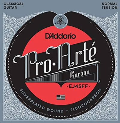 D'Addario Classical 6 String Fluorocarbon Guitar Strings