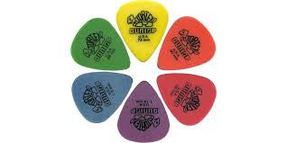 Dunlop Plectrums ,finger and thumb picks assorted