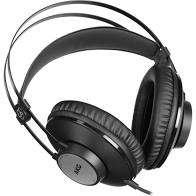 AKGP-K72 Perception studio headphones- black and silver