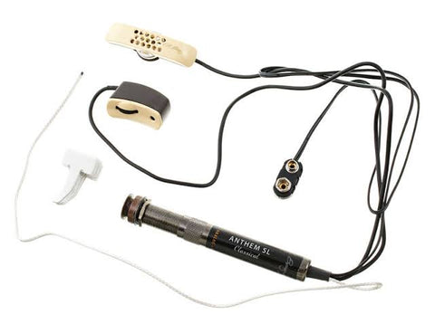 LR Baggs ANTHEMSL internal tru mic system with element pickup