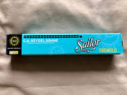 Seydel 48 hole Sailor tremolo harmonica