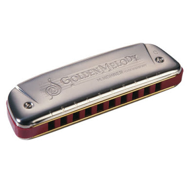 hohner Golden melody 10 hole harmonica
