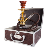 Hookah in the suitcase