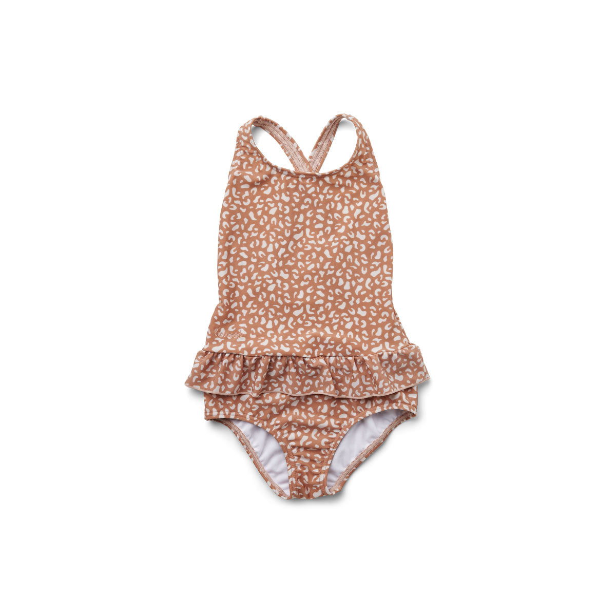 Liewood Amara Swimsuit - Mini leo tuscany rose - Swimwear