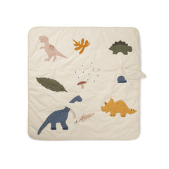 Liewood Glenn Activity Blanket Blankets 0240 Dino mix