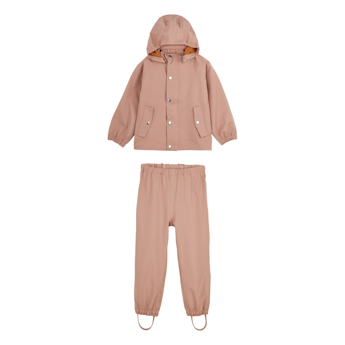 Liewood Parker Rainwear - Junior Rainwear 2250 Dark rose