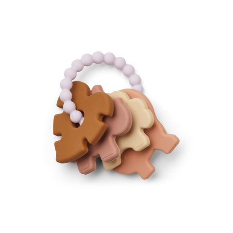 Liewood Penny teether - Rose multi mix - Teether