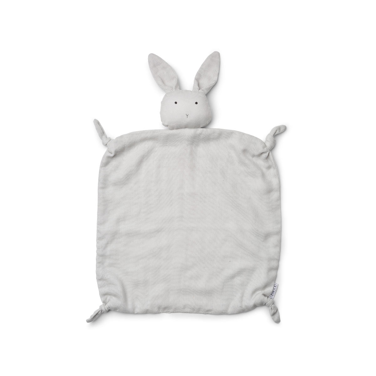 Liewood Agnete Cuddle Cloth Doll/Teddy 0032 Rabbit dumbo grey