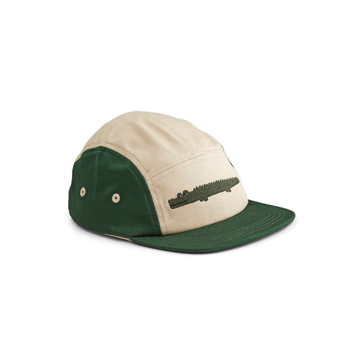 Rory Cap - Crocodile garden green mix