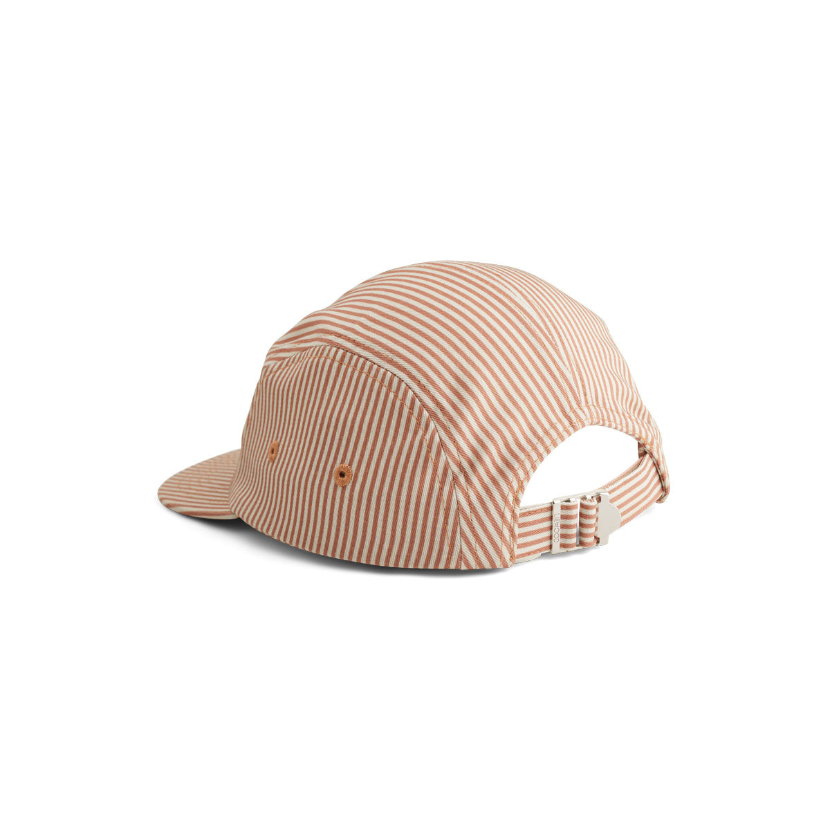 Rory Cap - Stripe: Tuscany rose/sandy