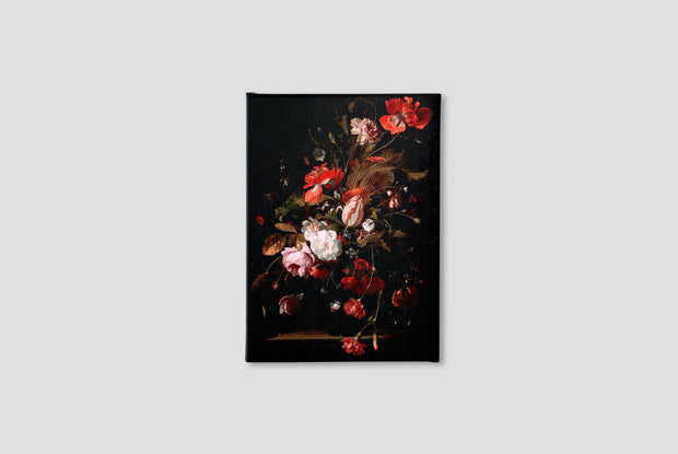 Still life with flowers Canvas