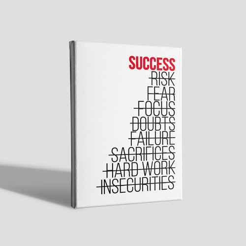 Success_Poster Canvas