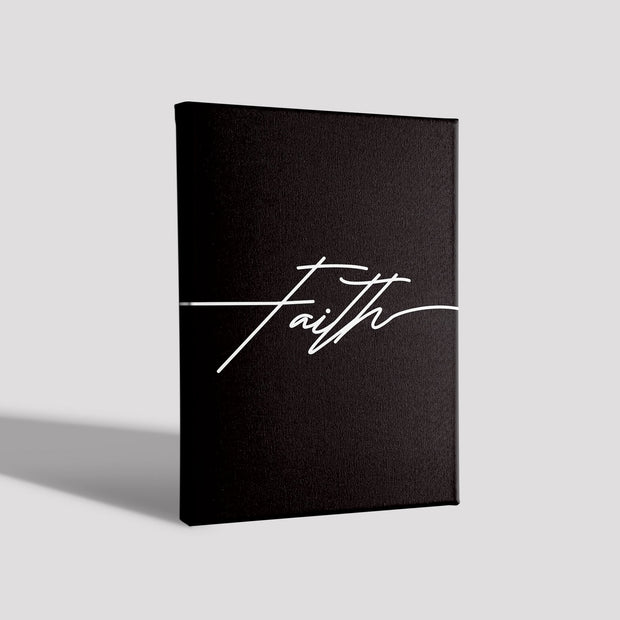 Faith Poster Canvas