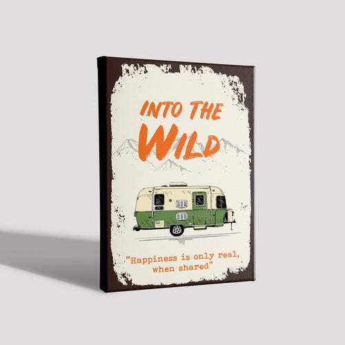 Into the Wild_Poster Canvas