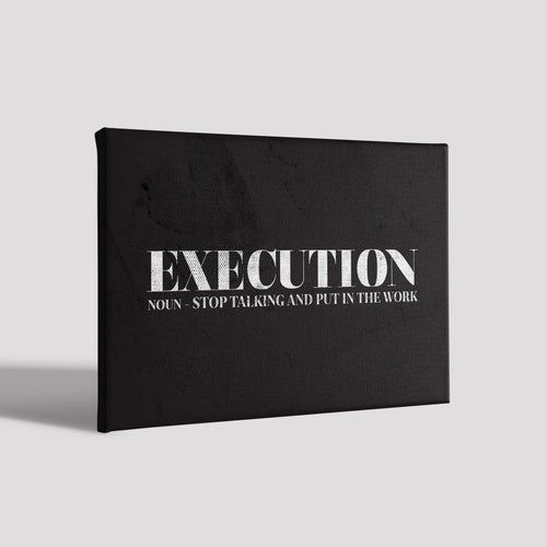 Execution_Poster Canvas
