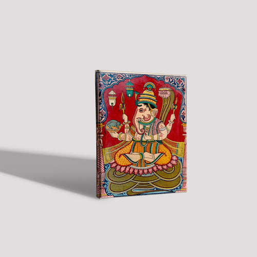 God Ganesha  Canvas