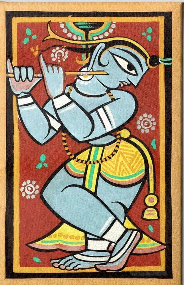 Krishna Canvas