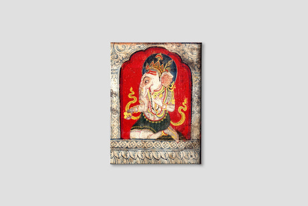 Ganeshji Canvas