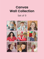 Canvas Wall Collection - Ten