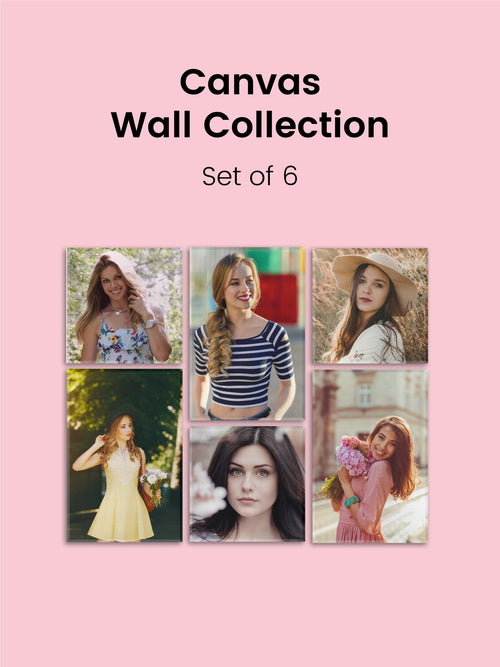 Canvas Wall Collection - Five