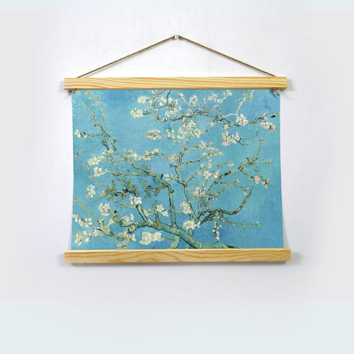 Almond Blossom By Van Gogh Hanging Canvas
