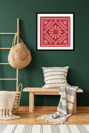 Oil Painting By Raja Ravi Varma
