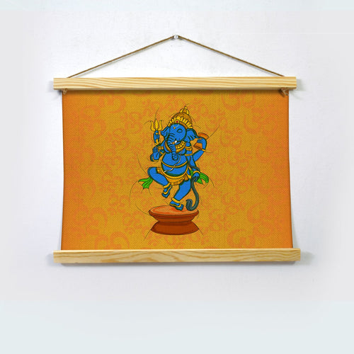 Ganesha Hanging Canvas