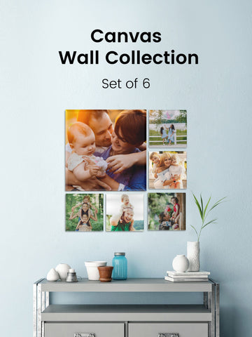 Canvas Wall Collection - TwentyTwo