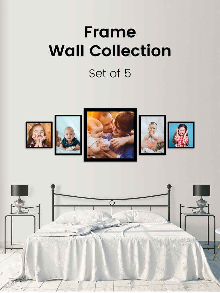Framed Wall Collection - Seven