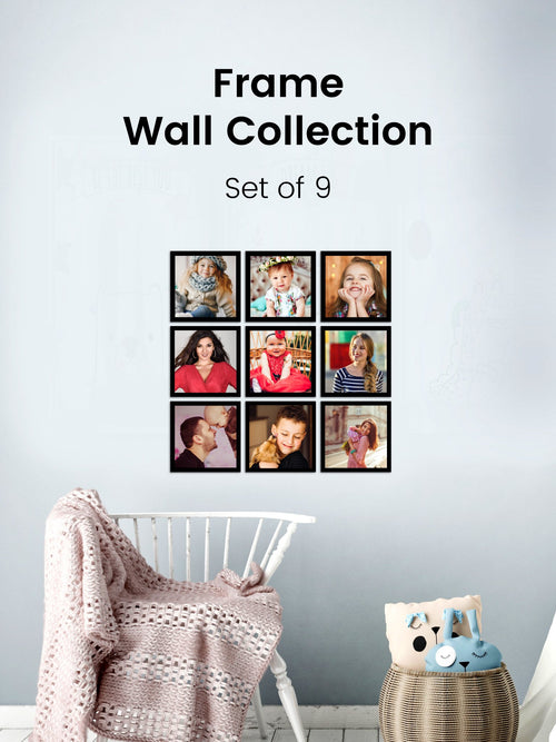 Framed Wall Collection - Ten