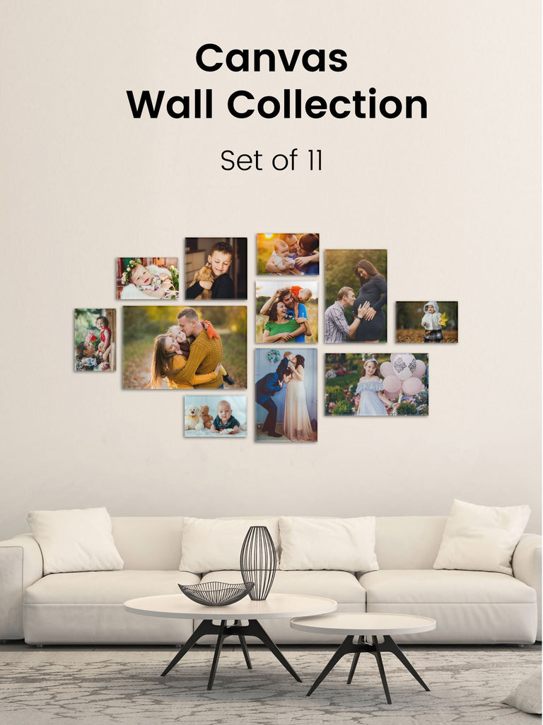 Canvas Wall Collection - Twenty Seven