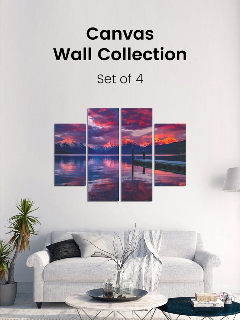 Canvas Wall Collection - Seventeen