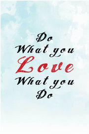 Do What You Love  _ poster