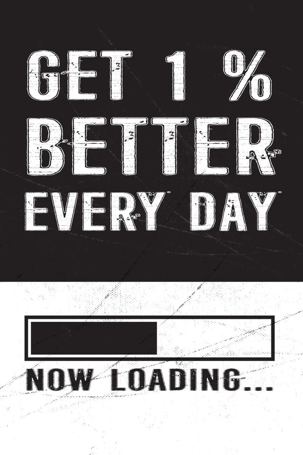 Get-1%-Better-every-day Poster